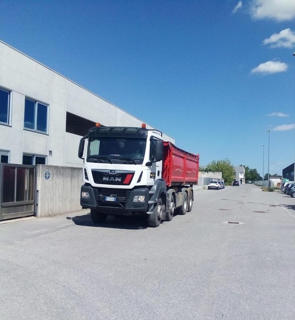 Trasporto rifiuti Cremona